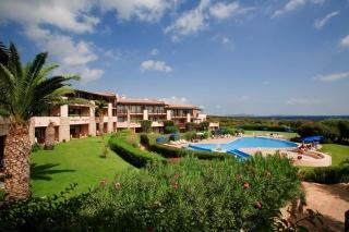 Appartamenti presso Sporting Hotel Tanca Manna